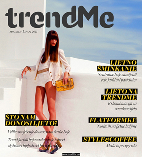trendMe magazine - to nam donosi ljeto
