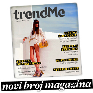 trendMe magazin - to nam donosi ljeto