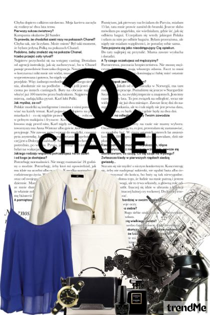 Chanel Look no. 1 De la colección Fashion por PETRA78