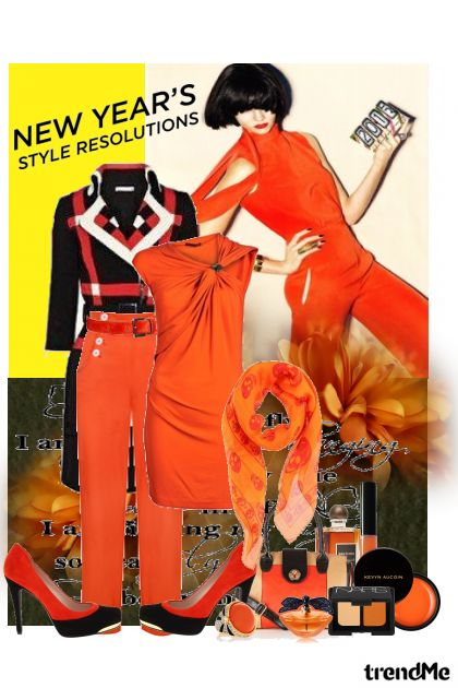 New Year's Style Resolutions 2013 from collection Everyday Luxury by Erissa