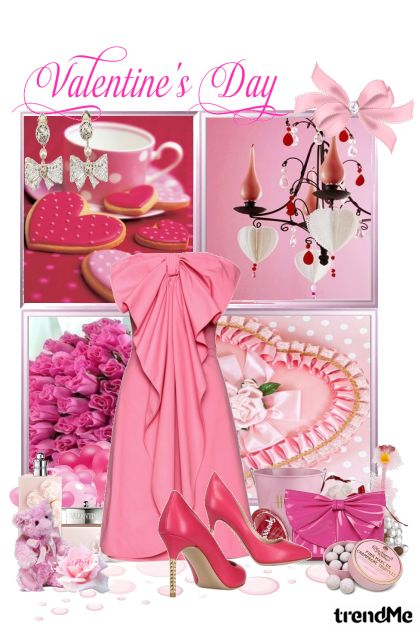 Valentino ~Pink Valentine's Day~ from collection B・R・A・N・D by Erissa