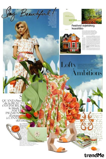 Lofty Ambitions from collection Seasons by Erissa