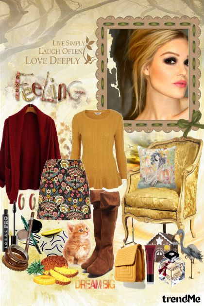 Simple Feelings  dalla collezione A New Era  di LadyDelish