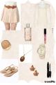 just beige