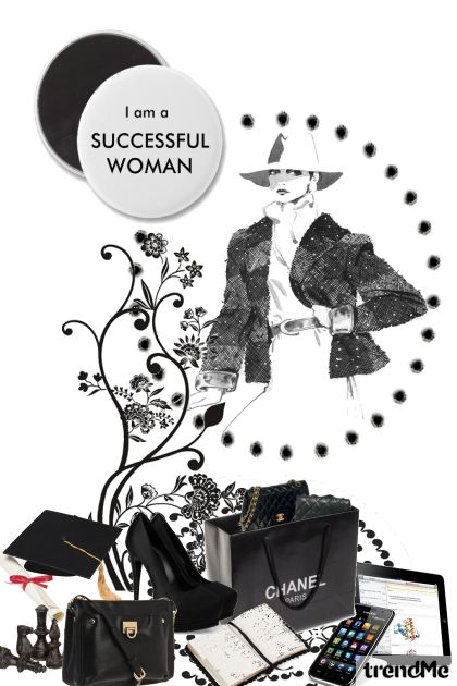 Successful Woman from collection Carolina Girls by Betty Gaither-Harmon