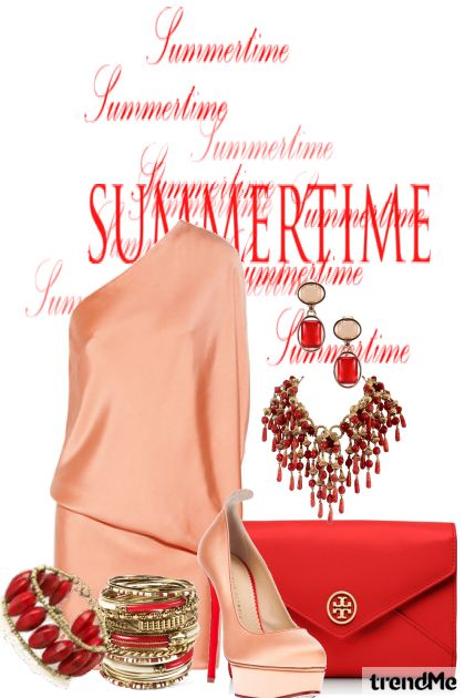 Summertime Fashion from collection Carolina Girls by Betty Gaither-Harmon