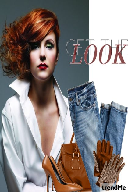 Get The Look from collection Do What Makes You Happy by Betty Gaither-Harmon