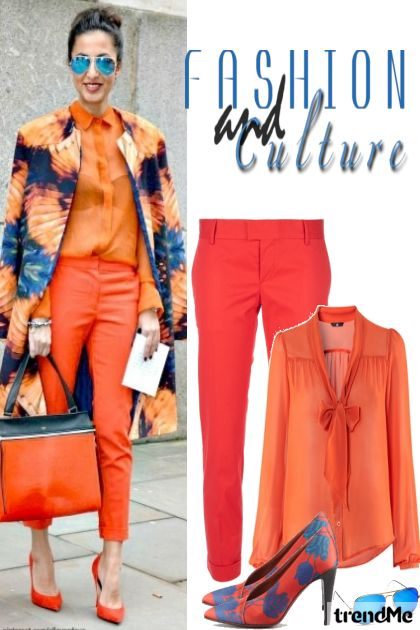 Street Fashion#4 aus der Kollektion Street Fashion von Betty Gaither-Harmon