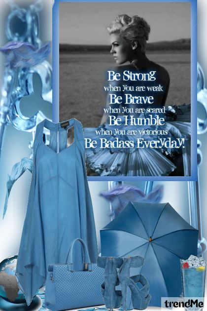 Be Humble from collection Let's B Creative by Betty Gaither-Harmon