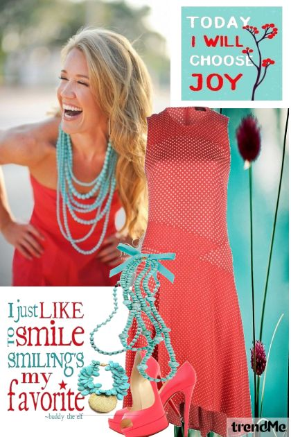 Choose Joy da colecção Southern Expressions de Betty Gaither-Harmon