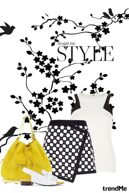Straight Into Style-Summer 2014 De la colección Fashion2014 por Betty Gaither-Harmon
