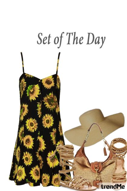 Set Of The Day-6-26-2014 De la colección Summer 2014 por Betty Gaither-Harmon