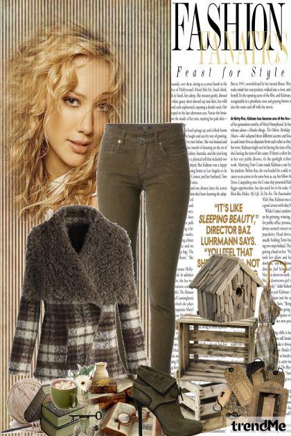 Fanatics Style De la colección Winter Collection 2015-2015 por Betty Gaither-Harmon