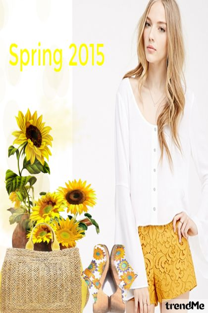 Spring 2015#2 from collection Spring 2015 by Betty Gaither-Harmon