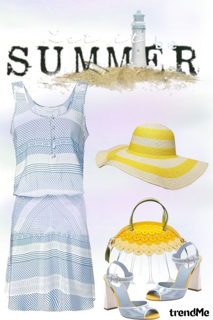 Summer 2015 De la colección Carolina Girls por Betty Gaither-Harmon