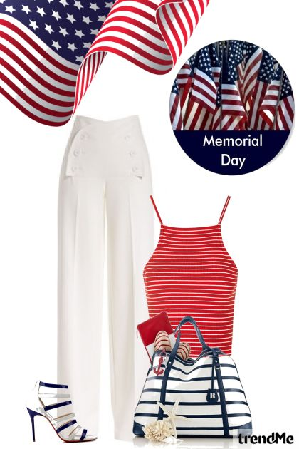 Memorial Day Weekend from collection Carolina Girls by Betty Gaither-Harmon