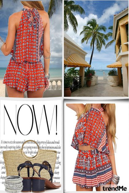 Summer Attire 2015#1 aus der Kollektion Summer Fun von Betty Gaither-Harmon