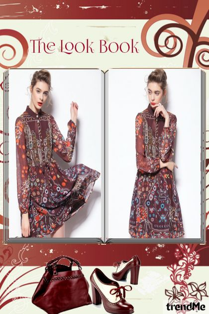 Get The Look 2016#2 コレクション: 2016 Look Book by  Betty Gaither-Harmon