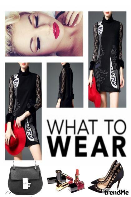 What To Wear-3-4-16 De la colección I am Woman por Betty Gaither-Harmon