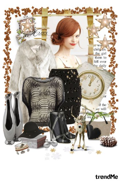Stylish Always and Everywhere from collection Winter Idyll by Ywette