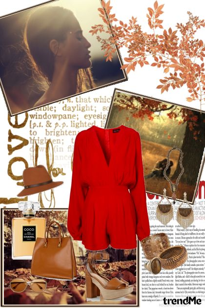 Love Autumn from collection Life is fun by Amanda Santos