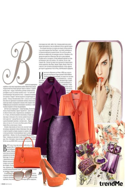 Vibrant Businesswoman from collection Glam by Amanda Santos