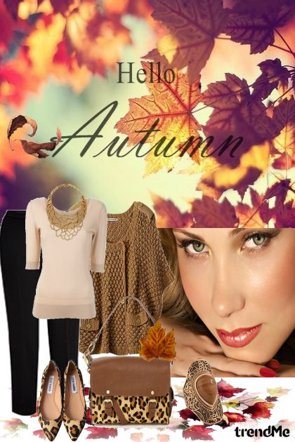 Hello Autumn! from collection Jesen/Zima 2014 by mimi274