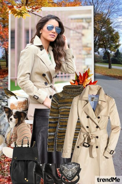Autumn Style from collection Jesen/Zima 2014 by mimi274