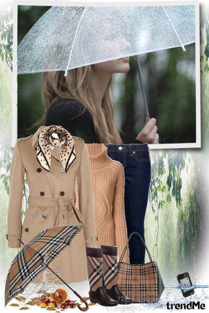 Rainy Day (2) z kolekcji Jesen/Zima 2014 od mimi274