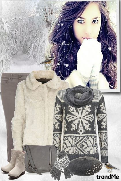 Winter Edition 3/2015 from collection Be Pretty by mimi274