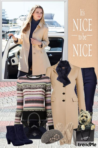 It's NICE to be NICE iz kolekcije Be Pretty od mimi274