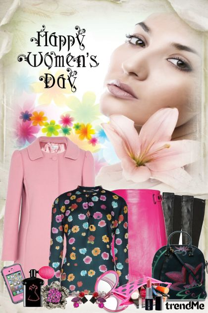 Happy Women's Day iz kolekcije Special Edition od mimi274