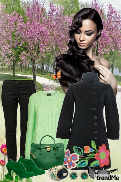 Spring Edition 1/2015 from collection Be Pretty In Spring by mimi274