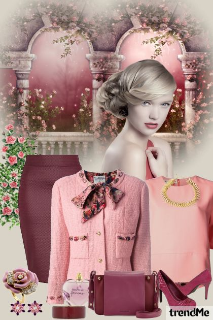 Spring Edition 9/2015 from collection Be Pretty In Spring by mimi274