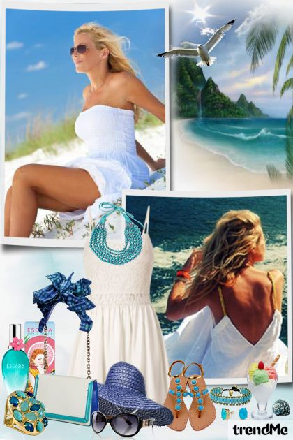 Summer Edition 10/2015 from collection Summertime by Mirna M