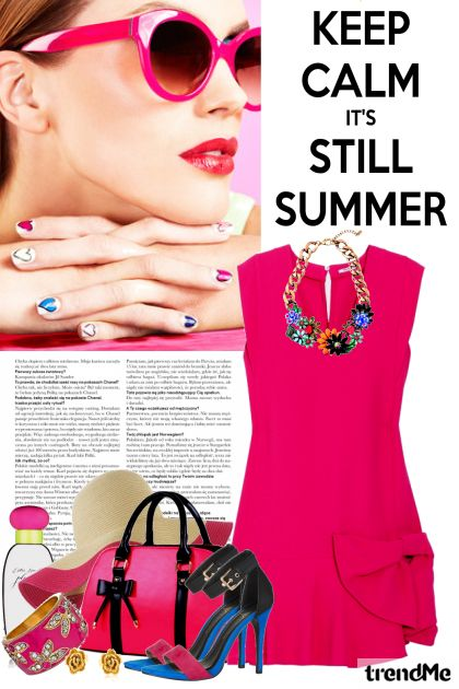 Summer Edition 20/2015 from collection Summertime by Mirna M