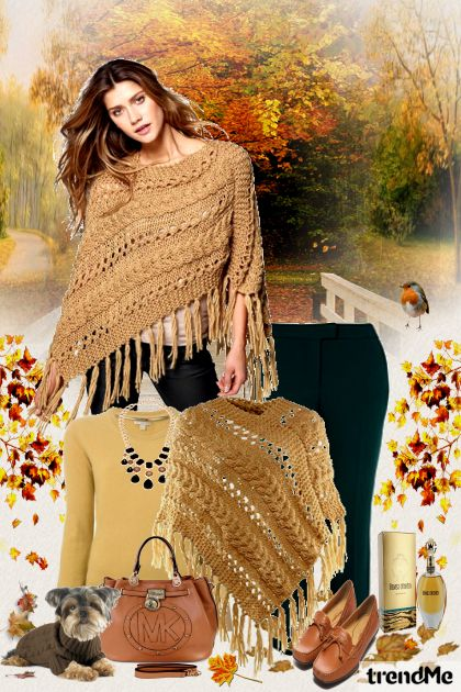 Autumn Edition 2/2015 from collection Be Pretty In Autumn by Mirna M