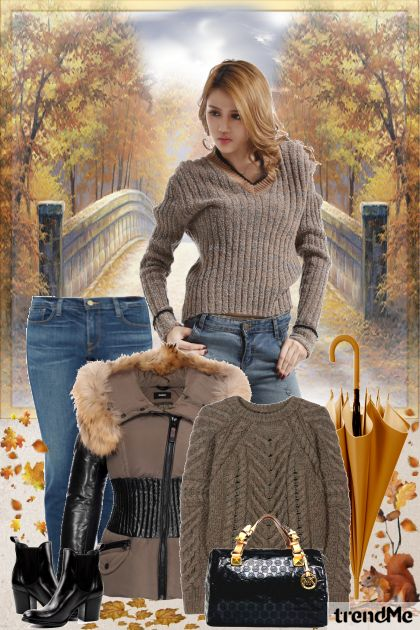 Autumn Edition 3/2015 from collection Be Pretty In Autumn by Mirna M