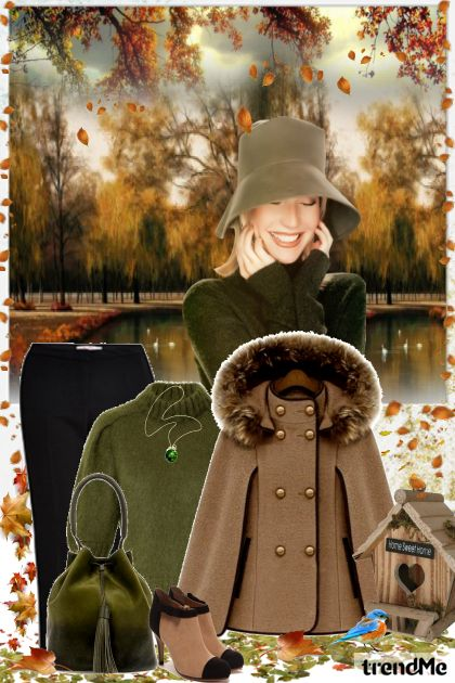 Autumn Edition 4/2015 из коллекции Be Pretty In Autumn от Mirna M