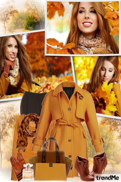 Autumn Edition 5/2015 from collection Be Pretty In Autumn by Mirna M