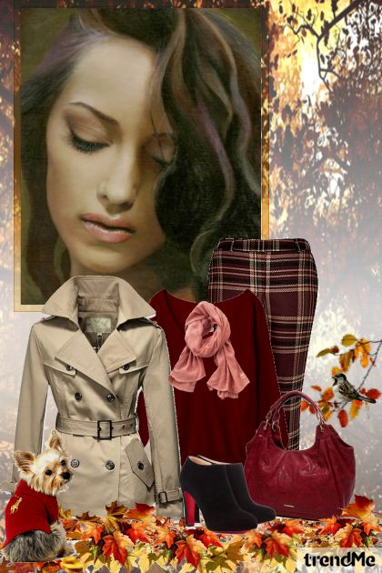 Autumn Edition 6/2015 from collection Be Pretty In Autumn by Mirna M