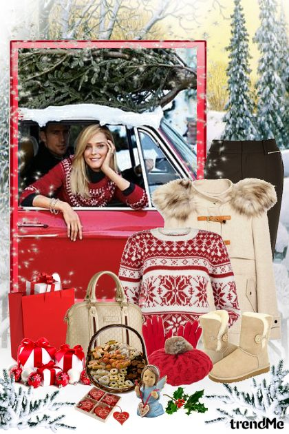 Christmas Is Coming... De la colección Be Pretty In Winter por Mirna M