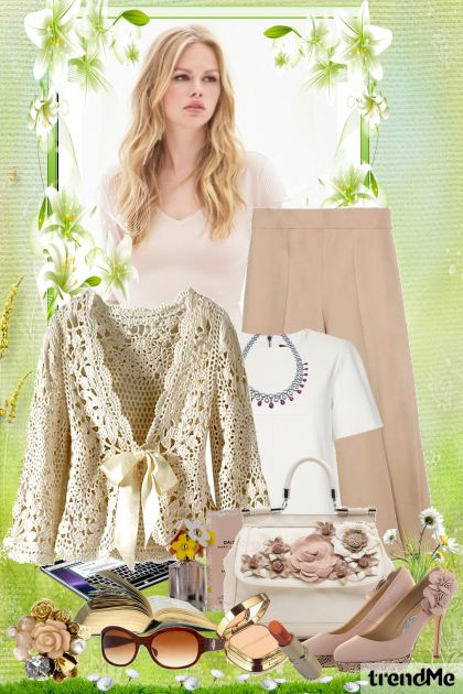 Spring Edition 8/2016 dalla collezione Be Pretty In Spring di Mirna M