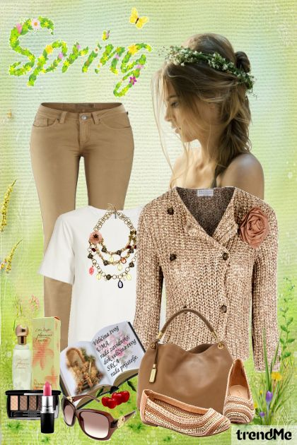 Spring Edition 9/2016 dalla collezione Be Pretty In Spring di Mirna M