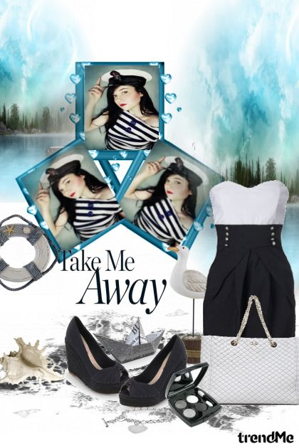 away from here... from collection sugarlicious by Sanja