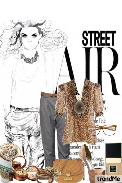 street air from collection sugarlicious by Sanja