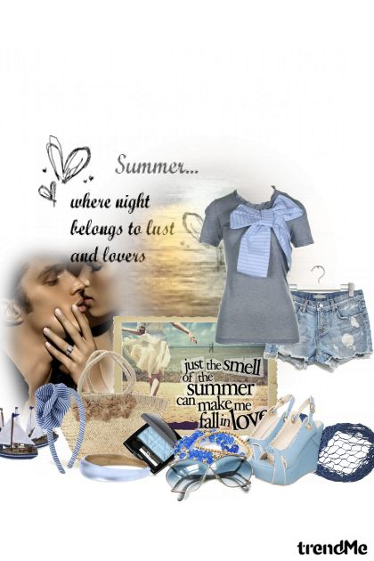 summer love from collection sugarlicious by Sanja
