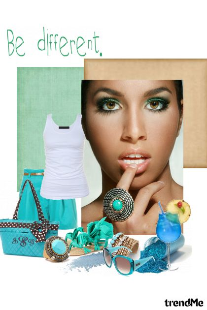 be different.. from collection sugarlicious by Sanja