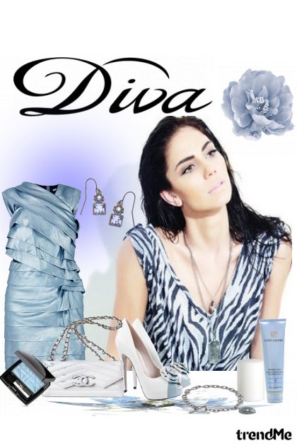 diiva ;) from collection sugarlicious by Sanja