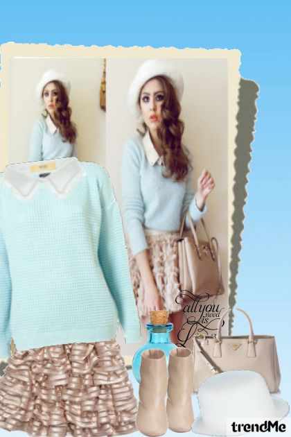 H&M  from collection Fashion by Lorena ♥